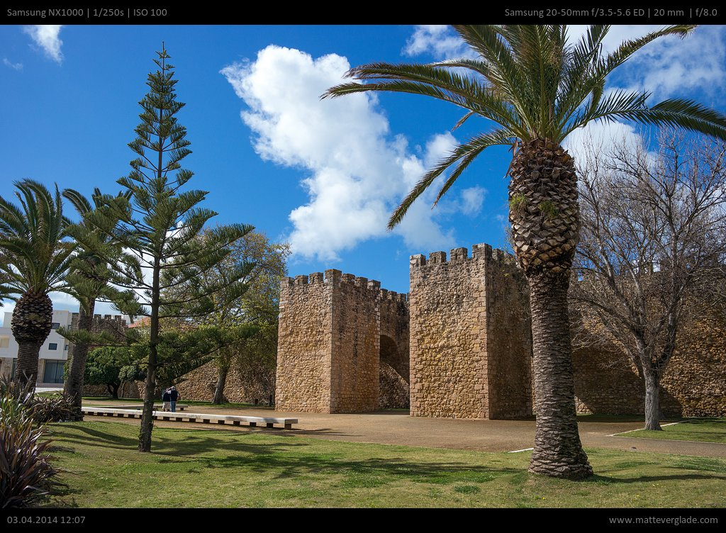 Algarve @ 20mm